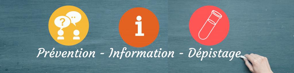 Prévention-Information-Dépistage